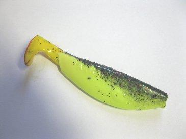 Selbstleuchtende  Pilker im Set Bananen Bergmann Form  100-500g
